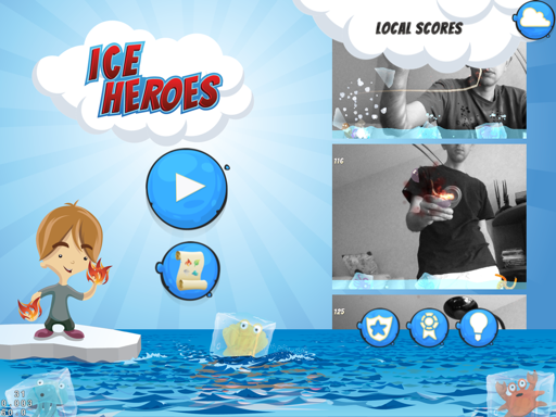 Ice Heroes – beta version